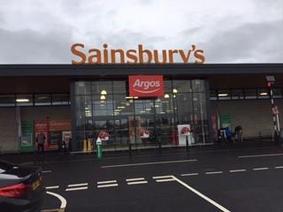 Sainsbury's Kendal 1