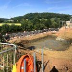 2   Phase 1 Sump Excavation   June 18 02