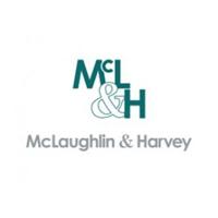 McLauglin Harvey Logo